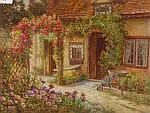 JAMES TOWNSHEND (Died 1949) Oil on board,