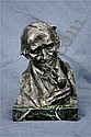 Müller, Heinz (1872-?): Bronze, dunkel patiniert,, Heinz (1872) Müller, Click for value