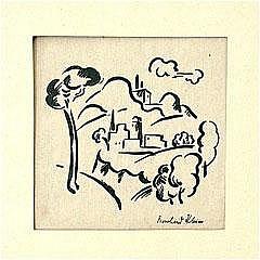 Klein, Bernhard (1888-1967): Anfang 1920er Jahre,