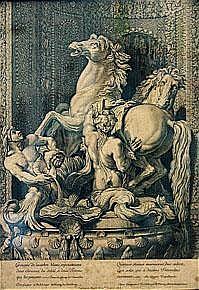 Baudet, Etienne (1636-1711): Darstellung einer