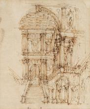 GIUSEPPE GALLI BIBIENA (Italian, 1696-1756)
