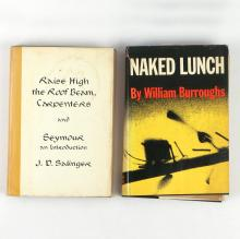 (2vols) MODERN FIRST EDITIONS