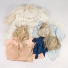 (13pc) DOLL CLOTHING