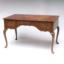 QUEEN ANNE-STYLE WRITING DESK