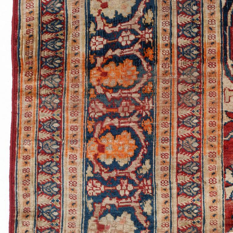 Prayer Rug Company: PERSIAN SILK PRAYER RUG
