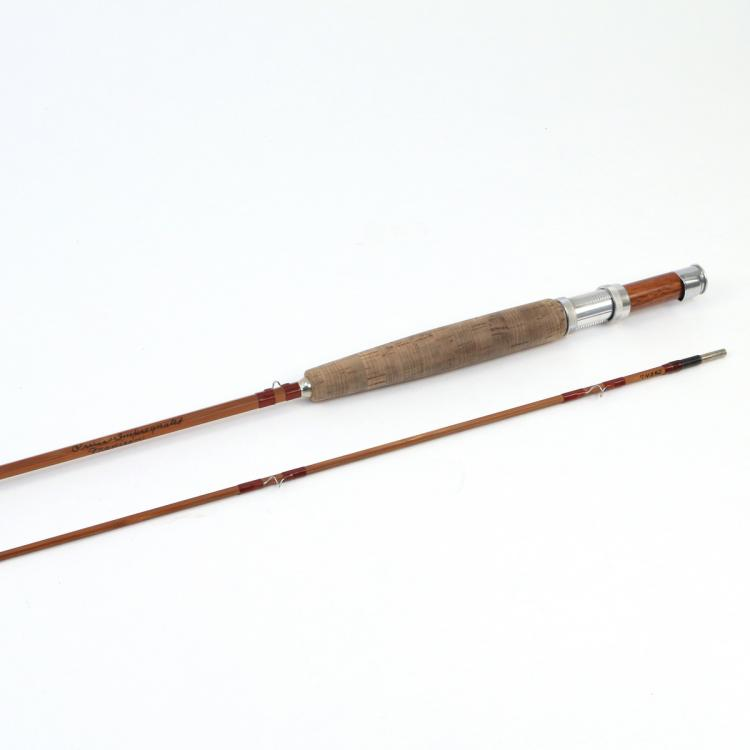 Orvis madison bamboo fly rod for Bamboo fishing rods