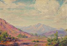 (ATT.) GEORGE ELBERT BURR (American, 1859-1939)