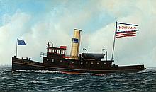 ANTONIO JACOBSEN (American, 1850-1921)