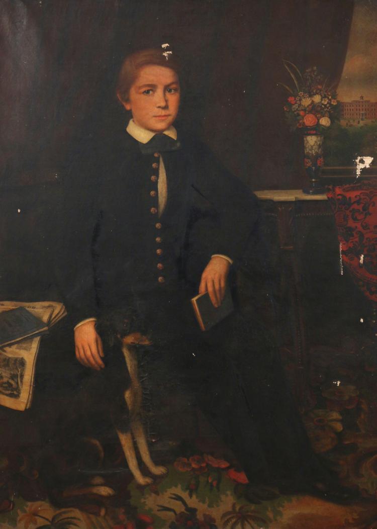 LAMBERT SACHS (American, 1818-1903)