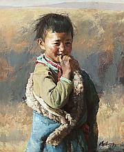 YANG KESHAN (Chinese, 1944-)