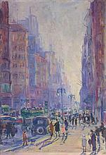 RACHEL HARTLEY (American, 1884-1955)
