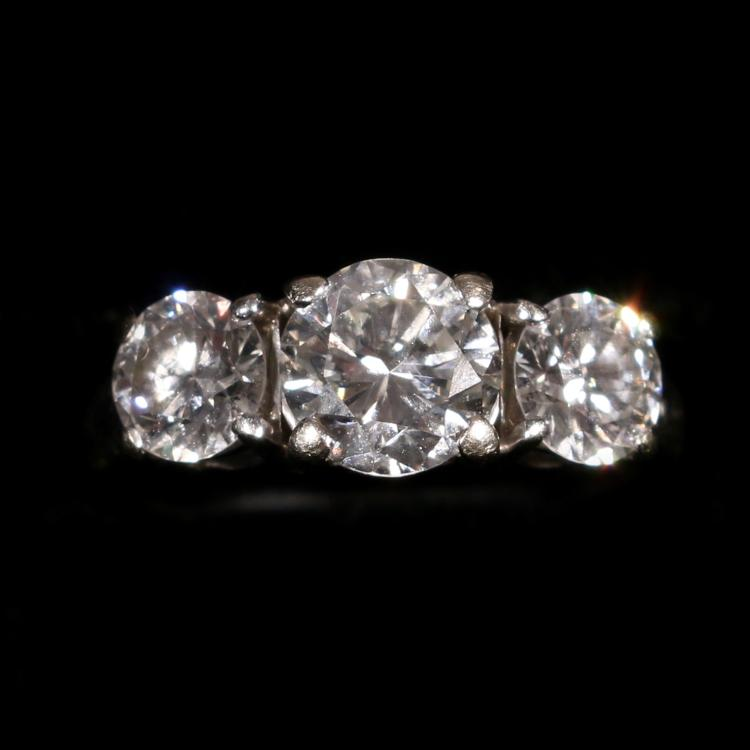1.02ct DIAMOND ENGAGEMENT RING