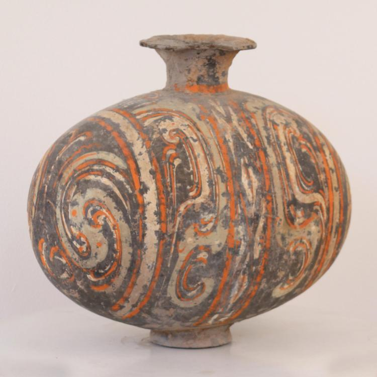 CHINESE NEOLITHIC POTTERY JAR