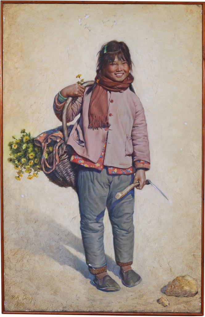 DENG NAI RONG (Chinese, b. 1933-)