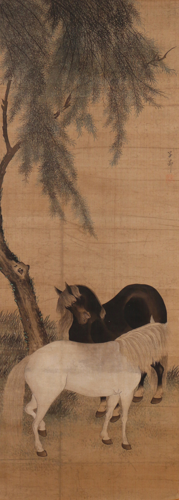 (ATTRIB) XIAO CHEN (Chinese, b. 1656)