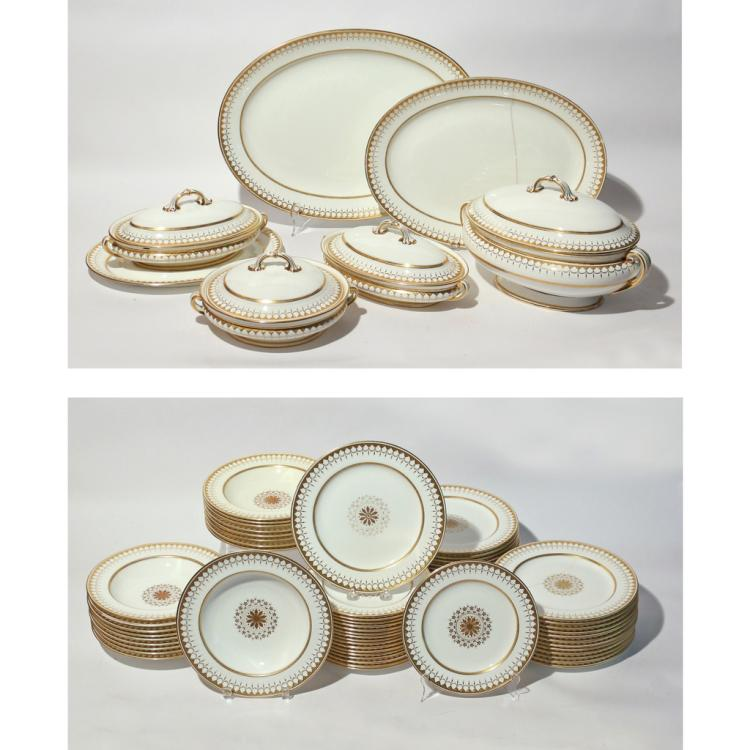 (69pc) LATE 19th C. MINTON CHINA