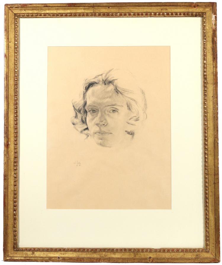 WILLIAM SUHR (German/American, 1896-1984)