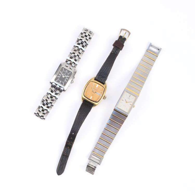 (3pc) LADY'S WRISTWATCHES
