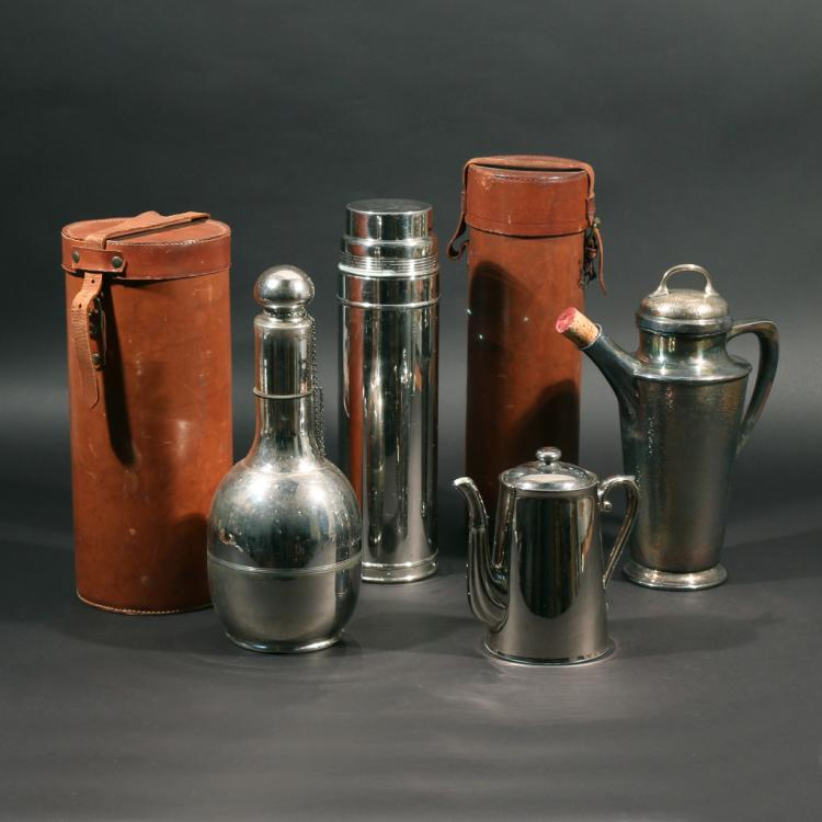 (4pc) CARAFES & PITCHERS