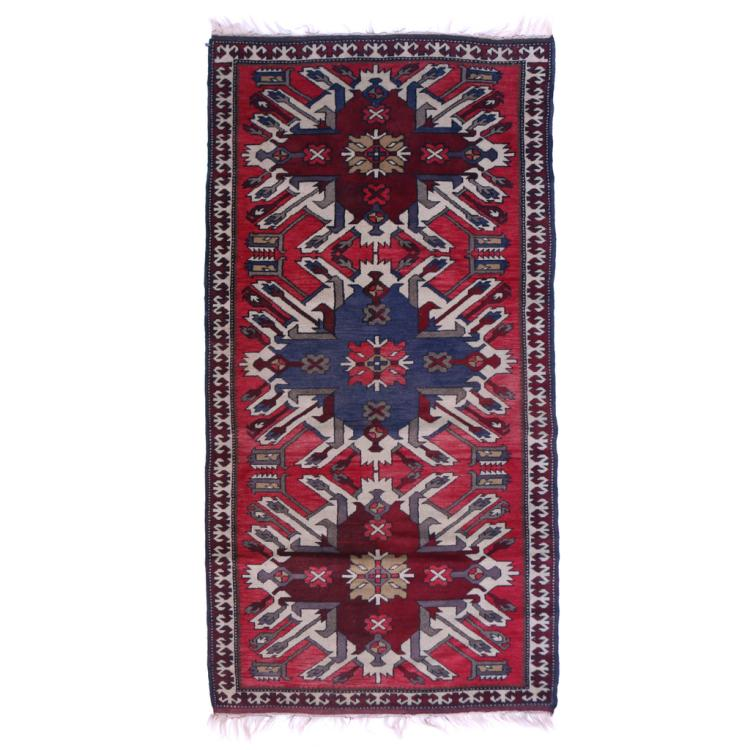 CONTEMPORARY 'EAGLE' KAZAK RUG
