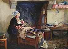 HANS VON BARTELS (German, 1865-1913)