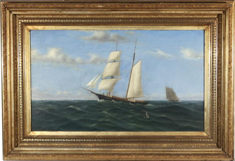 R. HOLLAND (19th Century)