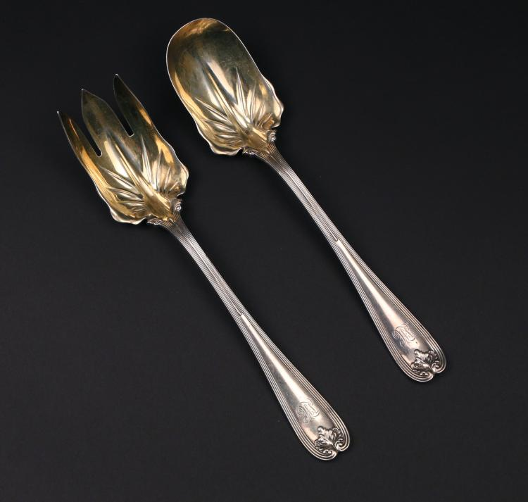 TIFFANY & Co. SALAD SERVERS