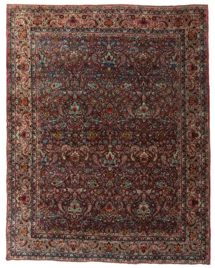 KIRMAN KEMANSHAR CARPET