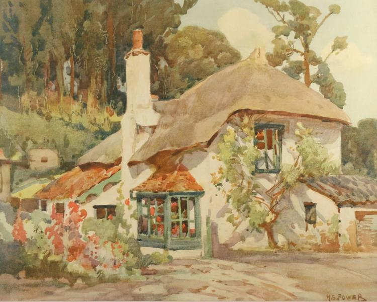 HAROLD SEPTIMUS POWER (Australian, 1878-1951)