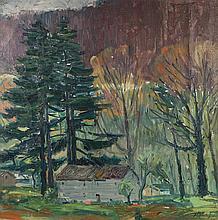 JULIUS LARS HOFTRUP (American, 1874-1954)