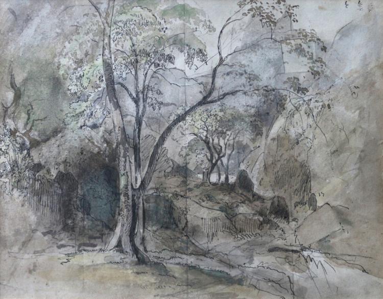 FRIEDRICH SALATHE (French, 1793-1858)