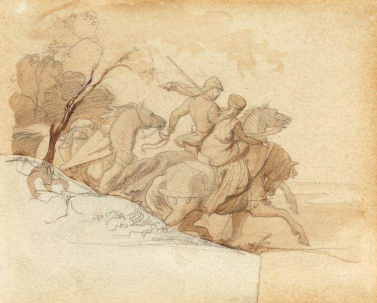 MORITZ VON SCHWIND (German, 1804-1871)