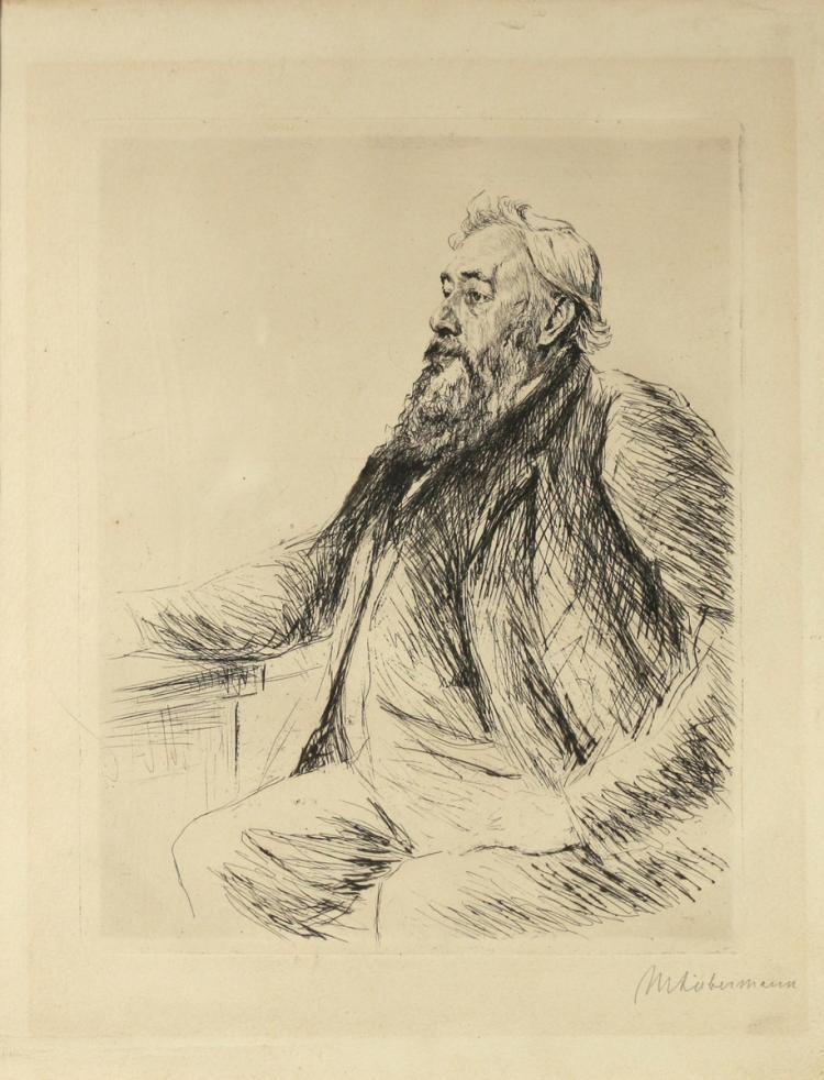 MAX LIEBERMANN (German, 1847-1935)