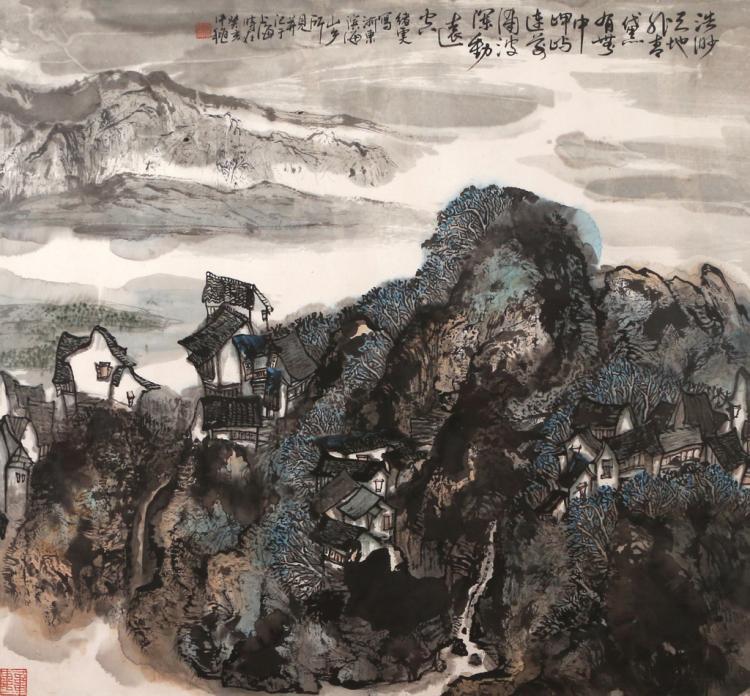 HU XUWEN (Chinese, 1960-)