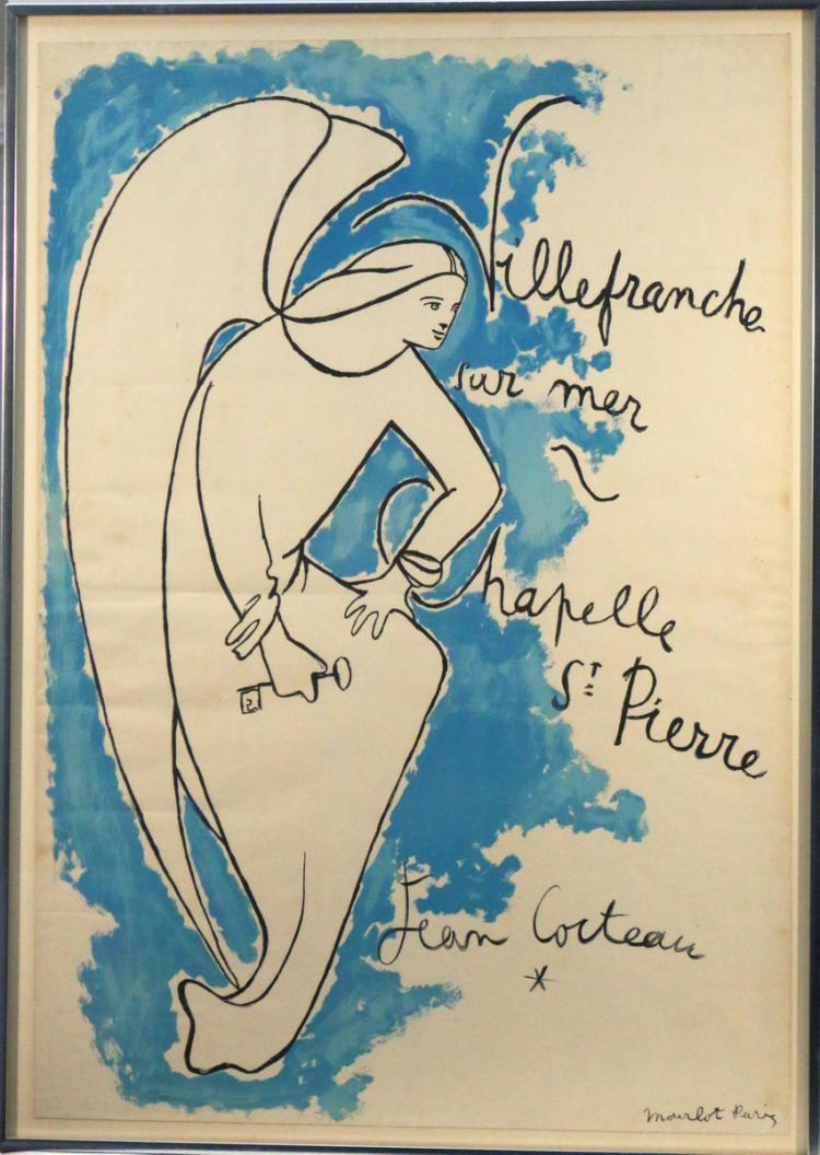 JEAN COCTEAU (French, 1889-1963)