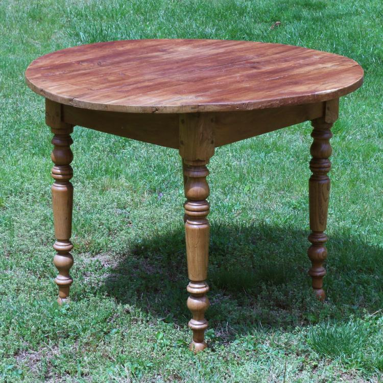 COUNTRY OAK TABLE