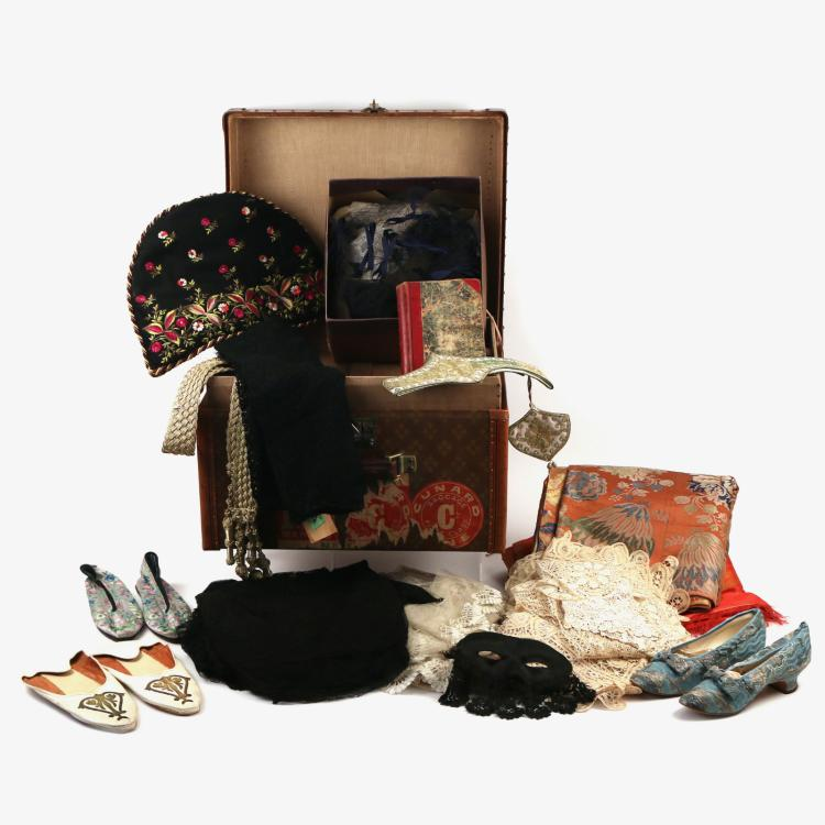 TRAVEL CASE AND TEXTILES
