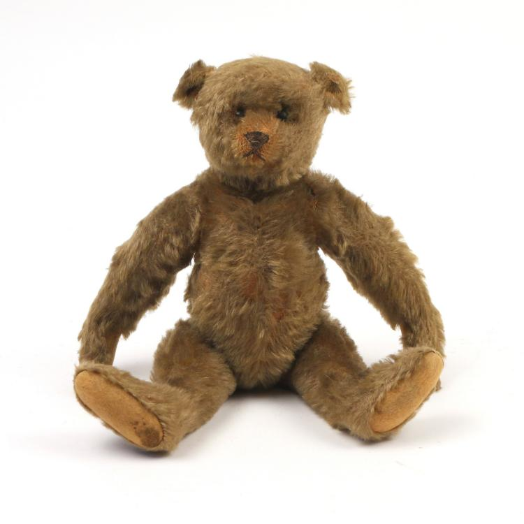 EARLY 20th C. STEIFF TEDDY BEAR