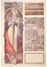 ALPHONSE MUCHA (Czech, 1860-1939)