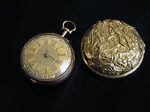 Benjamin Lautier (Bath watchmaker, c.1790-1848), a