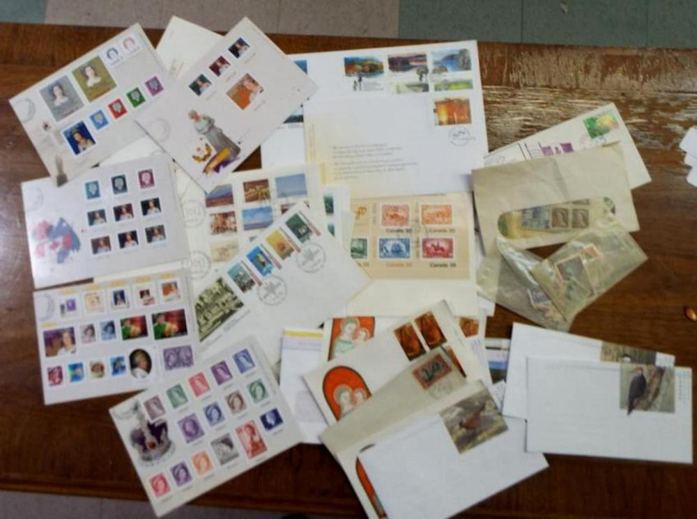 100's of New Collector Stamps
