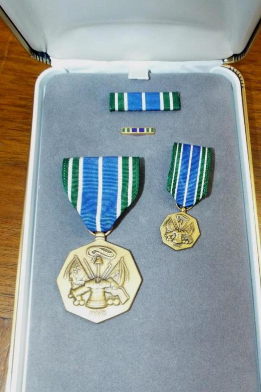 U.S. Army Achievement Medals