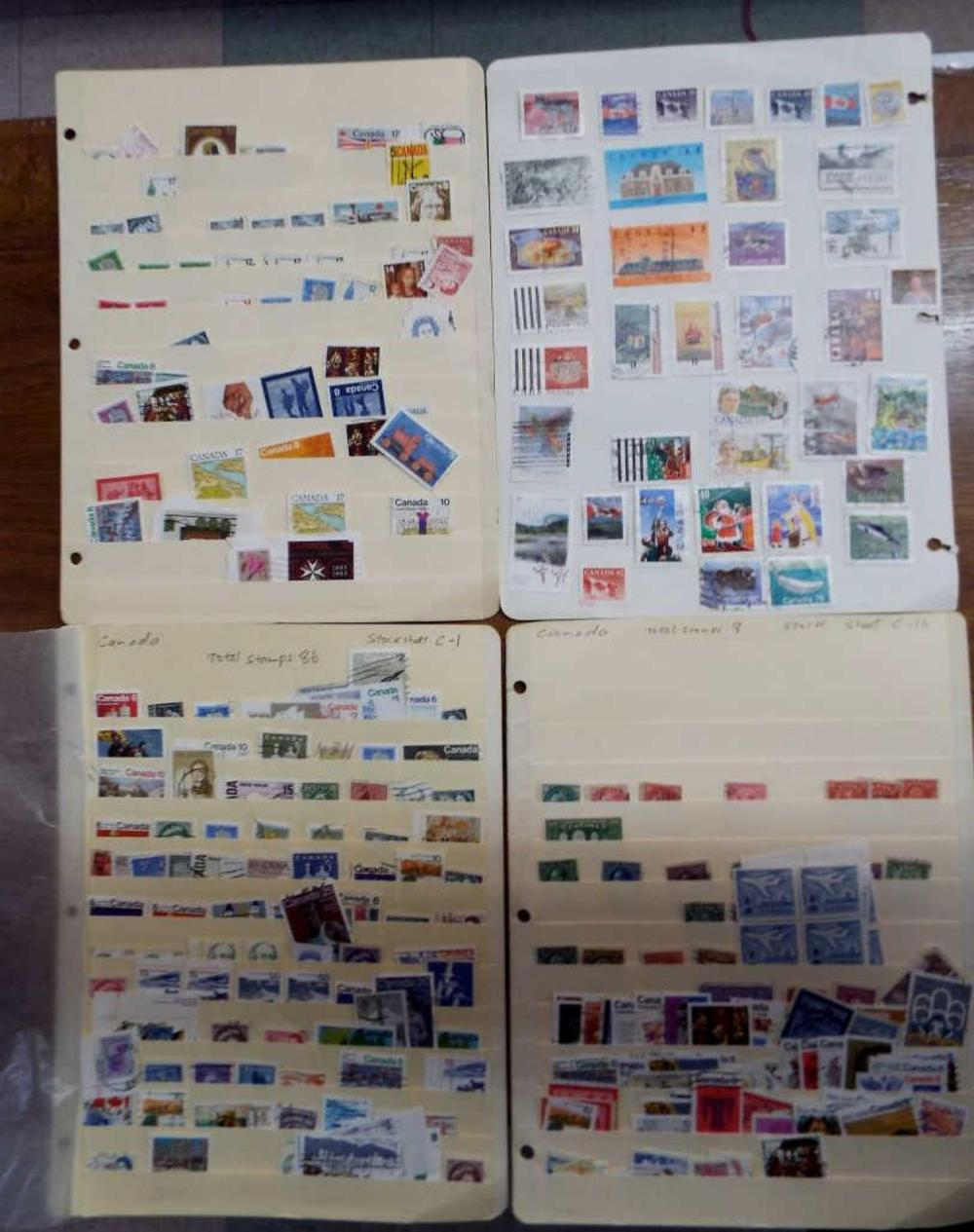 100's Collector Stamps