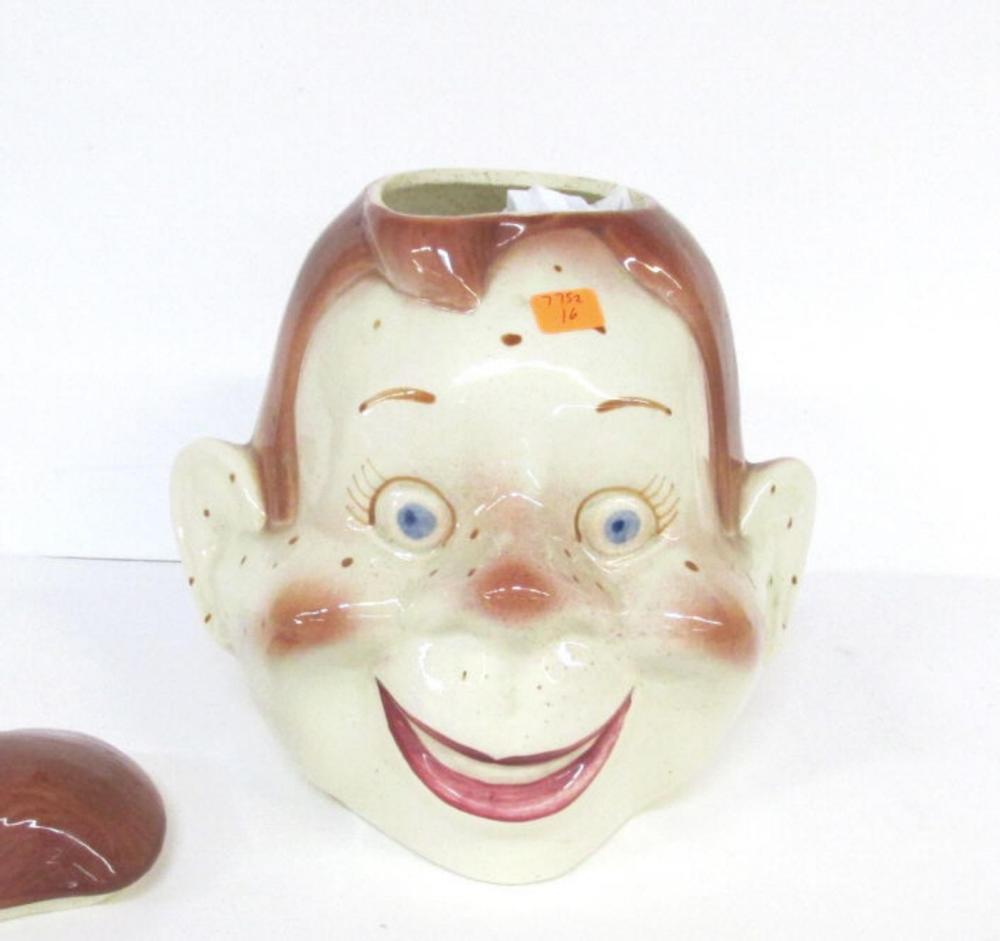 Howdy Doody Cookie Jar