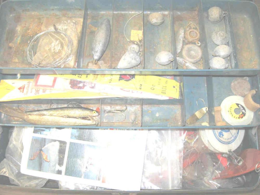Miscellaneous Tackle Box