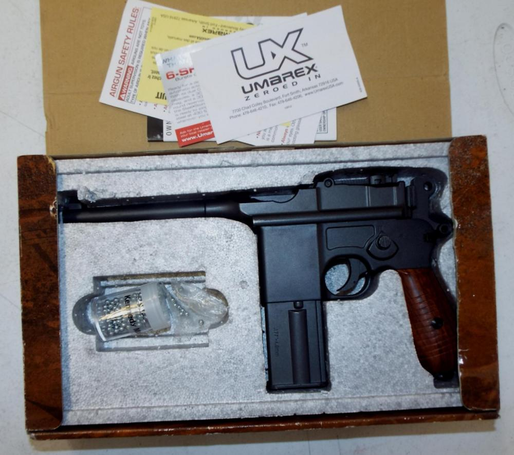 Umarex .177 Caliber BB Gun Air Pistol
