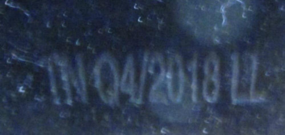 LOUIS XIII COGNAC 0.75L April 2018 LL