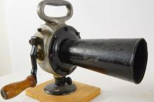Rare Antique Maritime Fog Horn