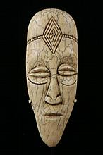 Antique African Art Mask 6