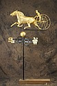 Americana weather vane ~ Horse & Buggy